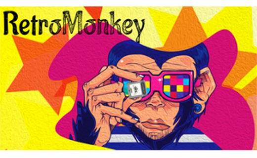 Retro Monkey Games